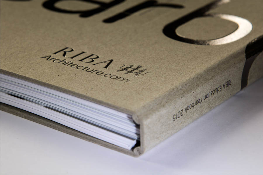 Education Yearbook showing the exterior spine and labelling of the cover.